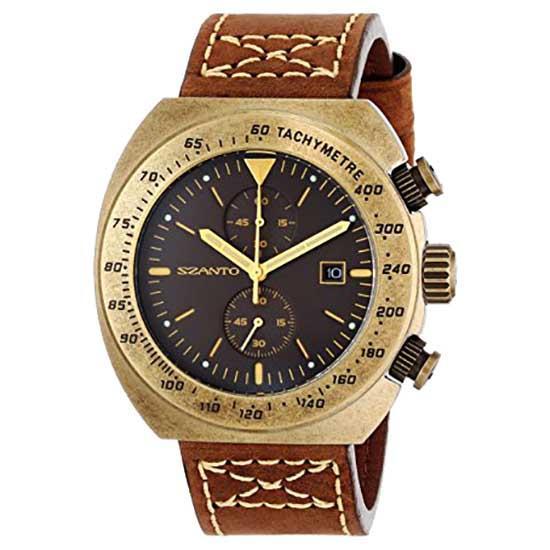 Relógios Szanto 4104 Bronze Motorsport