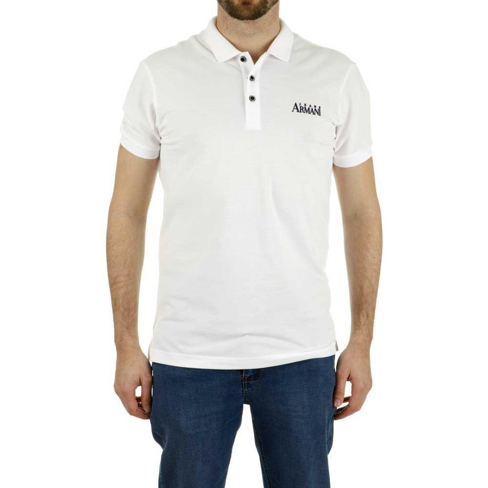 abfce00f Armani jeans C6M1A-QK White buy and offers on Dressinn