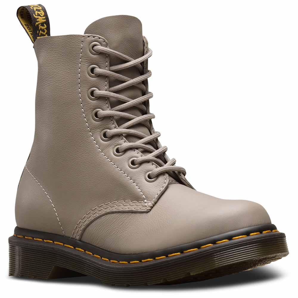 Dr martens 1460 Pascal 8 Eye Virginia Коричневый 2dad16c793cf2
