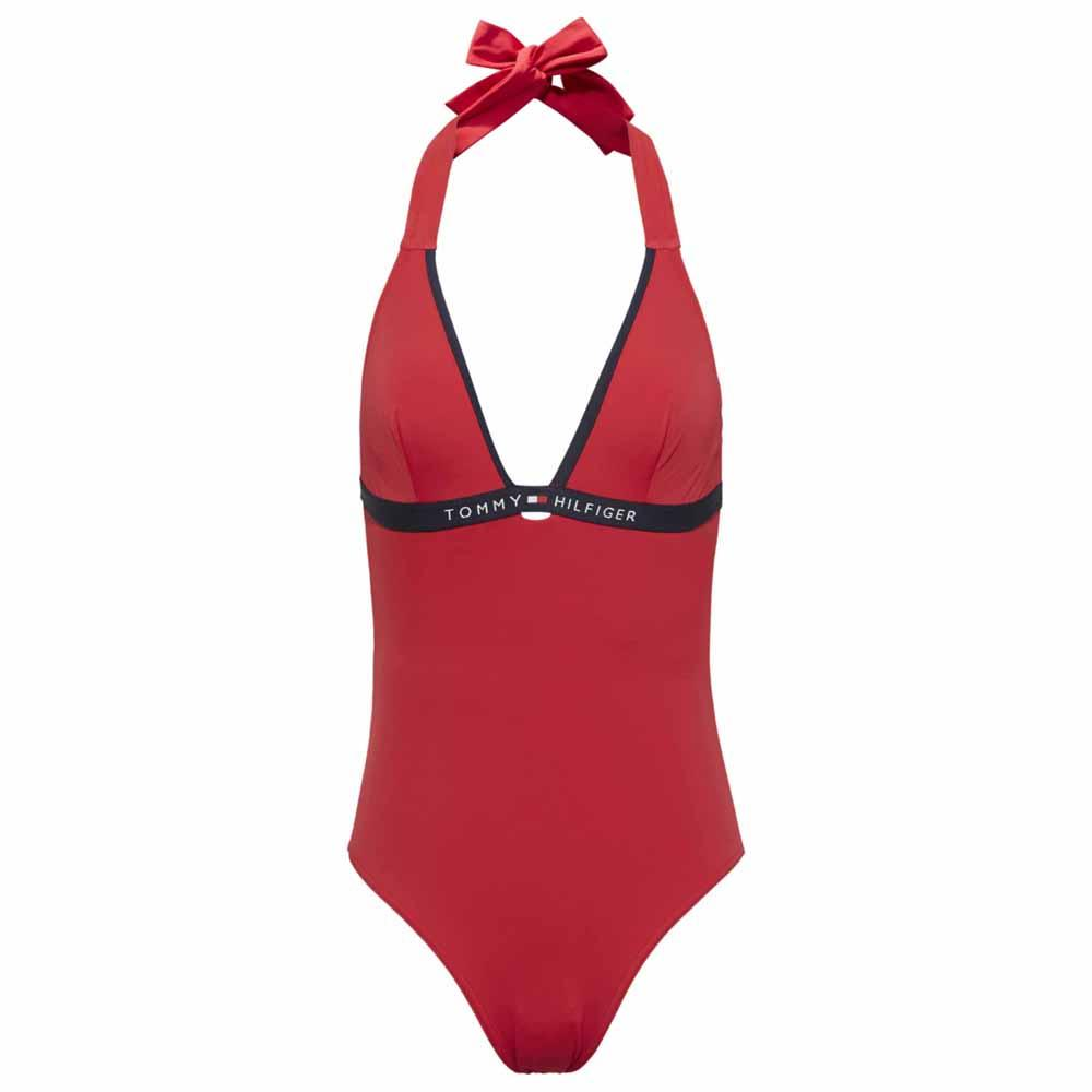 bb7dc36d2fd1a Tommy hilfiger One Piece RP Red buy and offers on Dressinn