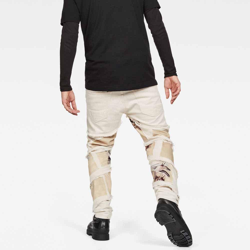 Pantalons Gstar Spiraq Rftp Patches Desert 3d Slim L32