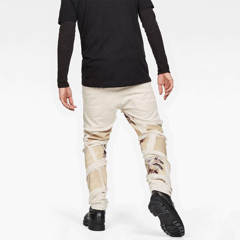 Pantalons Gstar Spiraq Rftp Patches Desert 3d Slim L34