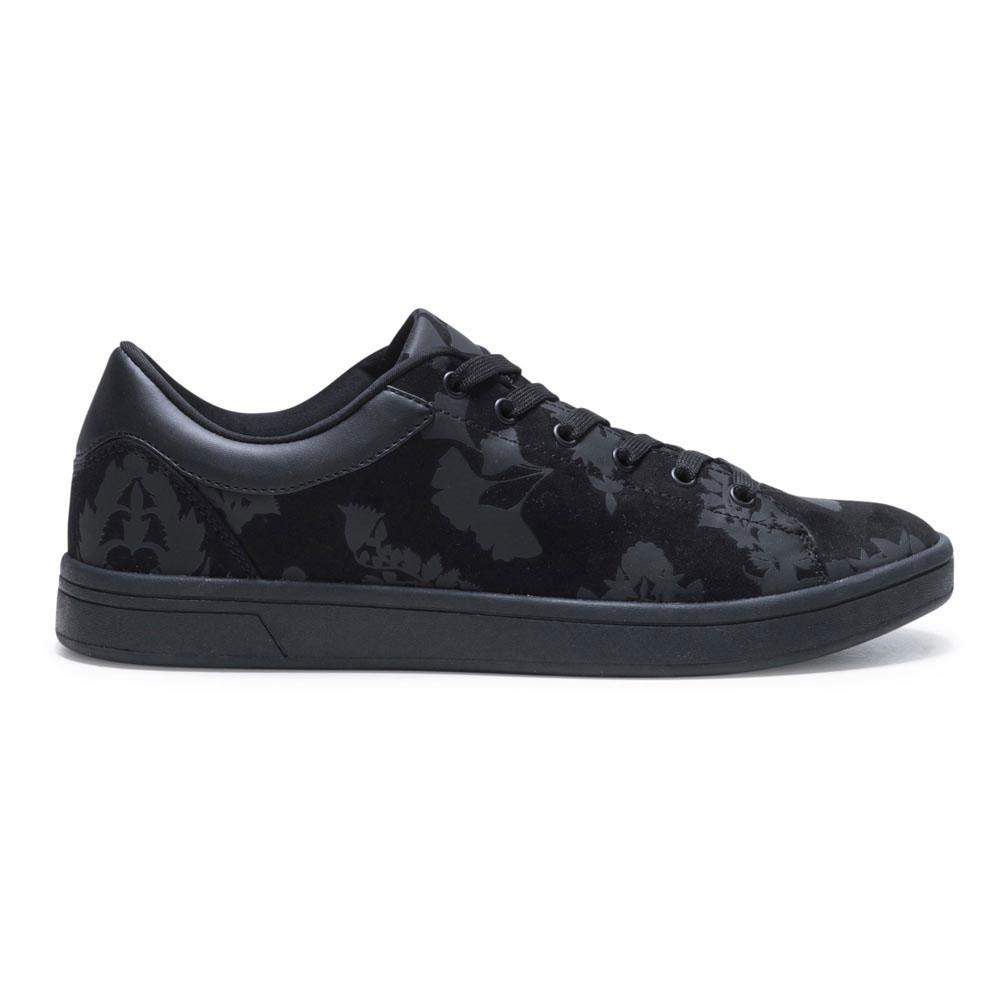 premium selection 19b23 84832 Desigual Sneakers Retro Court Black buy and offers on Dressinn