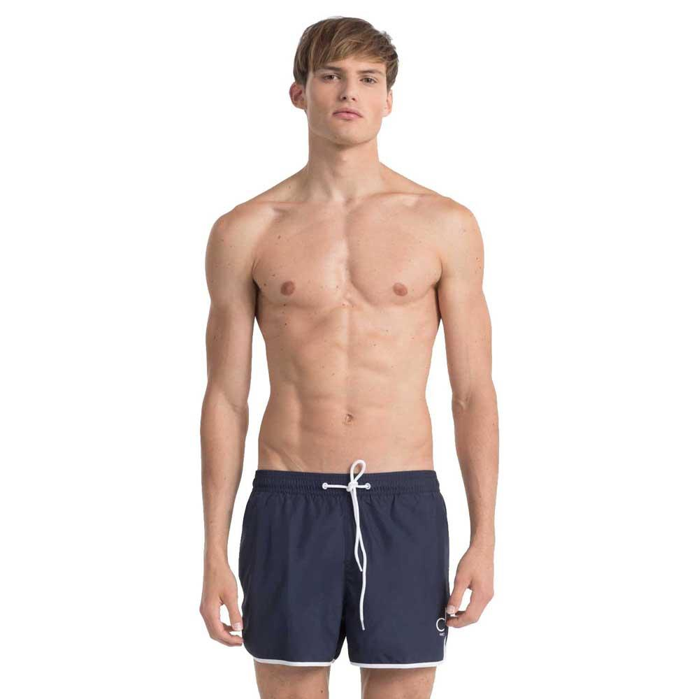5f2da4ec8351d Calvin klein NYC Short Runner Blue buy and offers on Dressinn