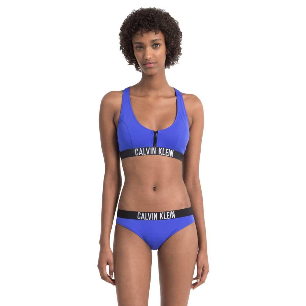 calvin klein blue intense power bikini