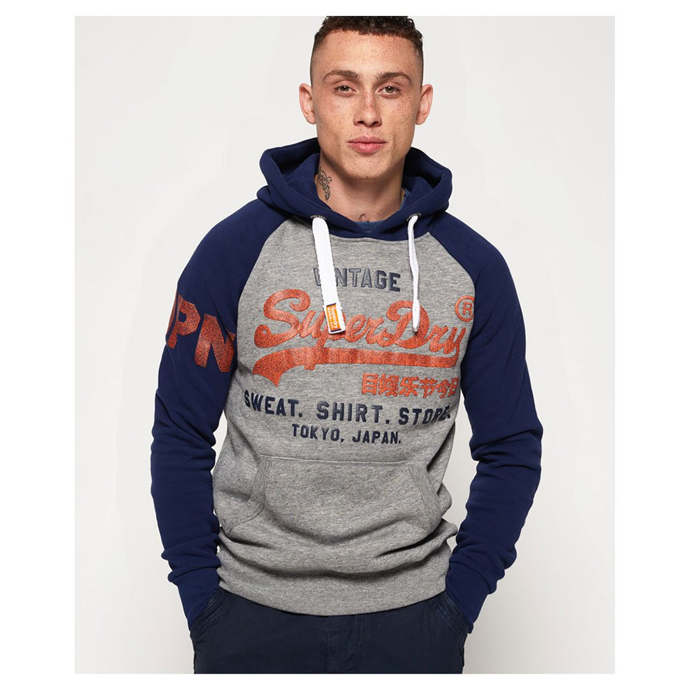 Sweatshirts Superdry Sweat Shirt Store Raglan Hood