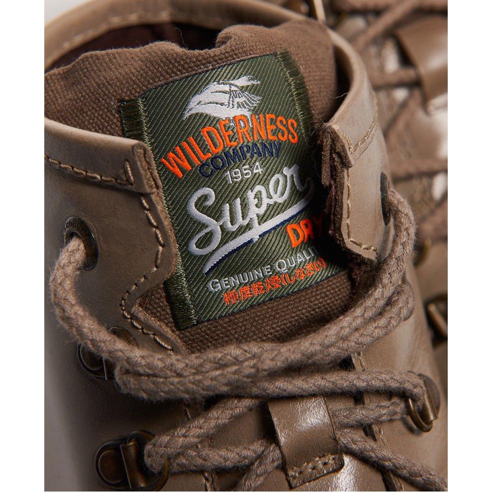 Superdry Expedition Hiker Vihreä osta ja tarjouksia c6443e1581
