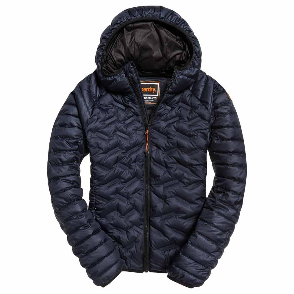 Superdry Down Radar Mix Quilt