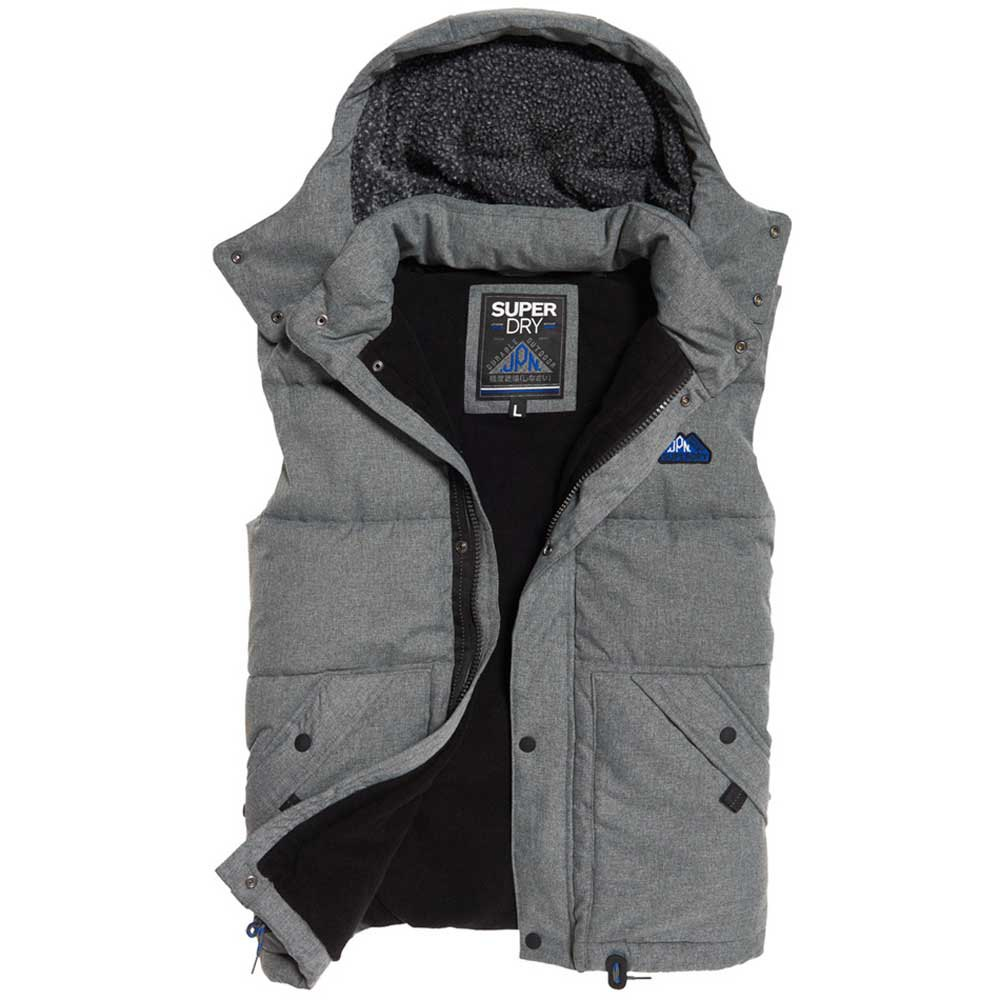 Gilets Superdry New Academy Gilet