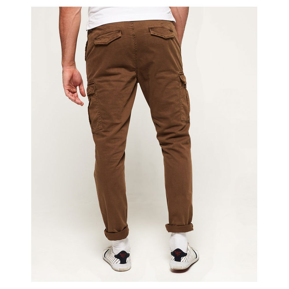pantalons-superdry-surplus-goods-cargo-30-bison