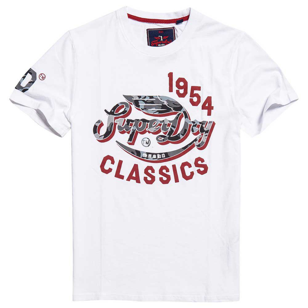 Superdry Famous Flyers Camo White buy and offers on Dressinn 13ce2c4c1