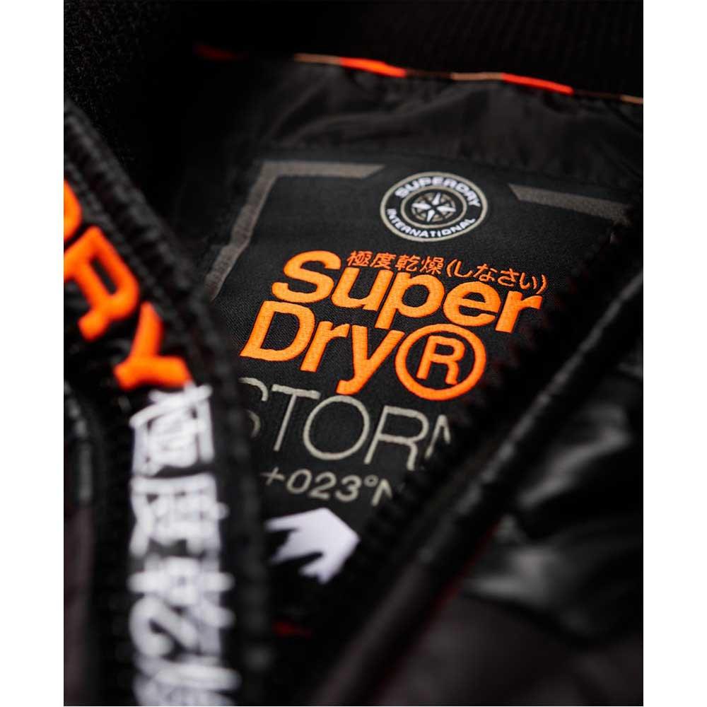 Superdry Storm Ombre Hybrid Orange, Dressinn