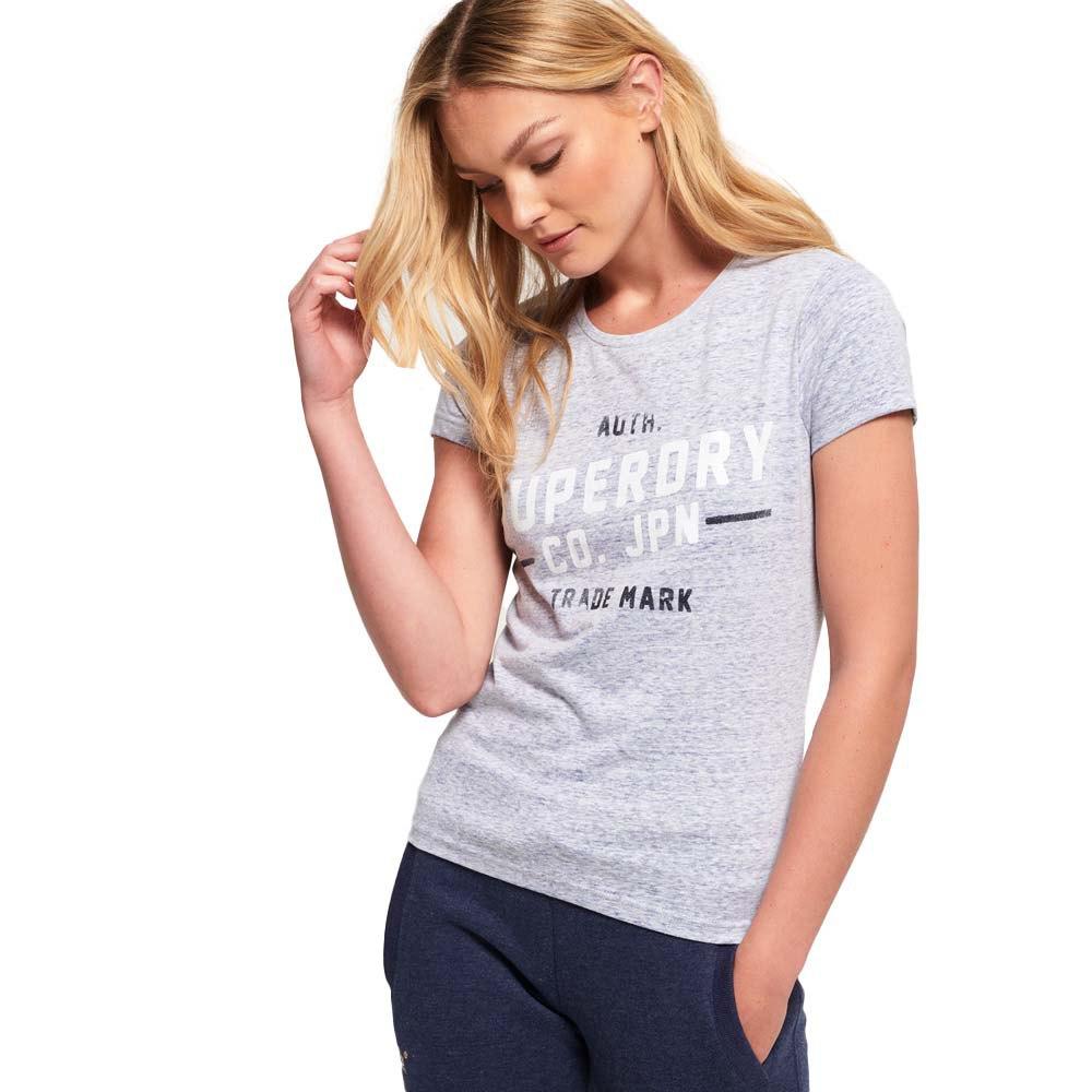 erityinen osa verkossa täällä säästää Superdry Trademark Blue buy and offers on Dressinn
