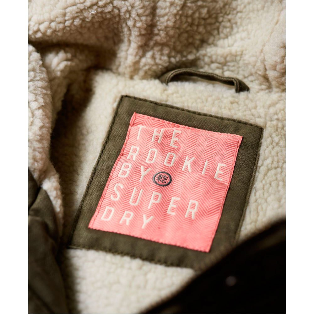 Superdry Rookie Dakota Jacket Size XS