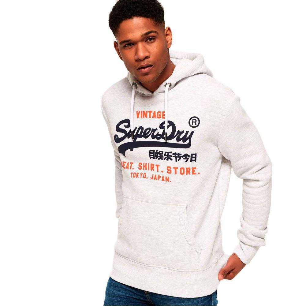 Superdry Sweat Shirt Shop Duo Hood