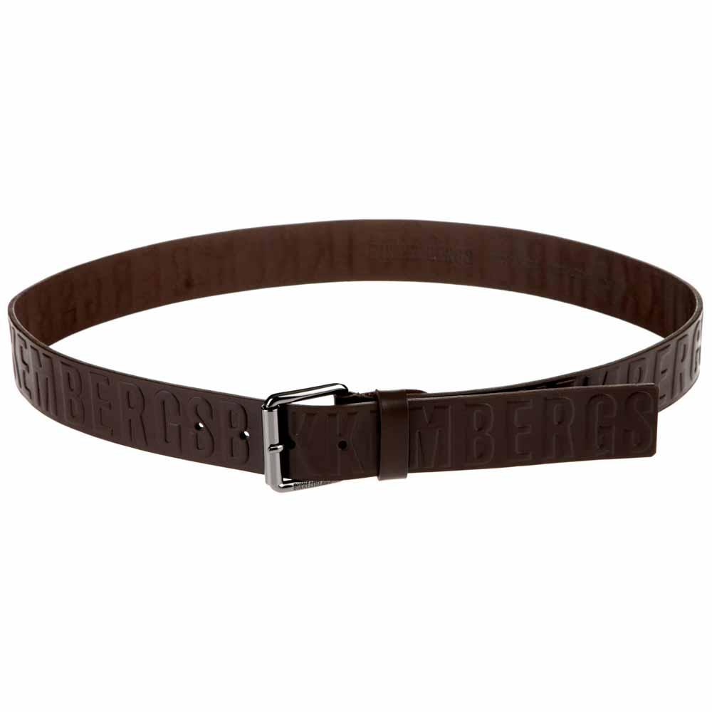 Ceintures Bikkembergs Belt 5bdd1813 M Dark Brown