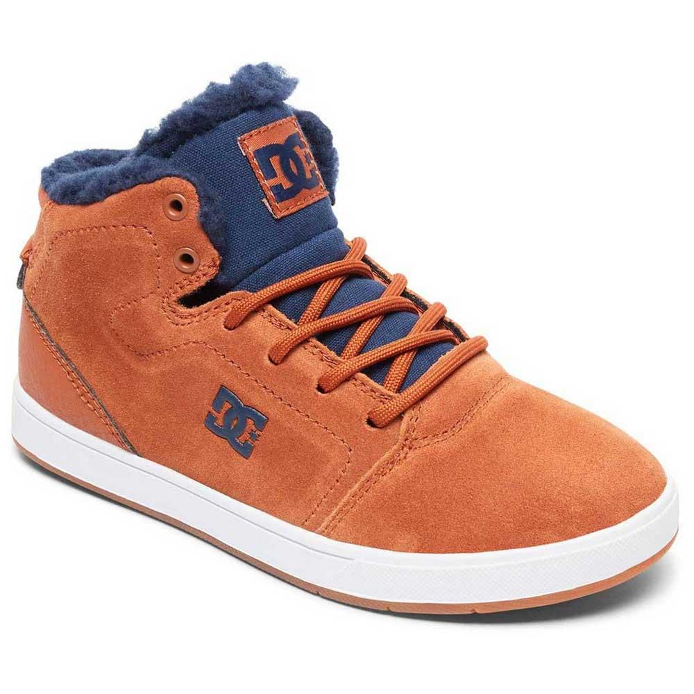 d68eb31918a4 Dc shoes Crisis High WNT Boy Brown buy and offers on Dressinn
