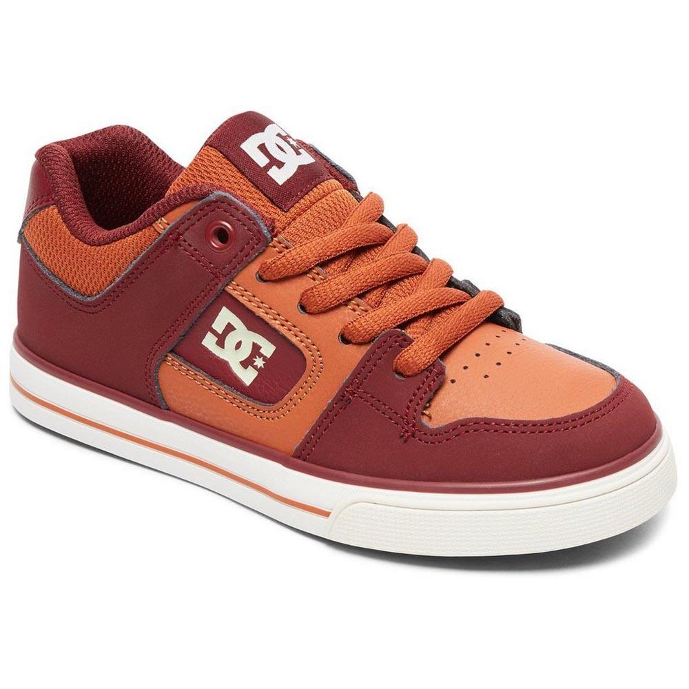 804044c04 Dc shoes Pure Boy Rojo comprar y ofertas en Dressinn