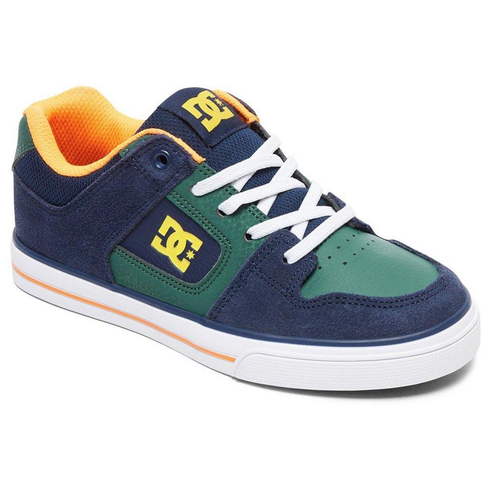 b3b59391fb95d9 Dc shoes Pure Elastic Blue buy and offers on Dressinn