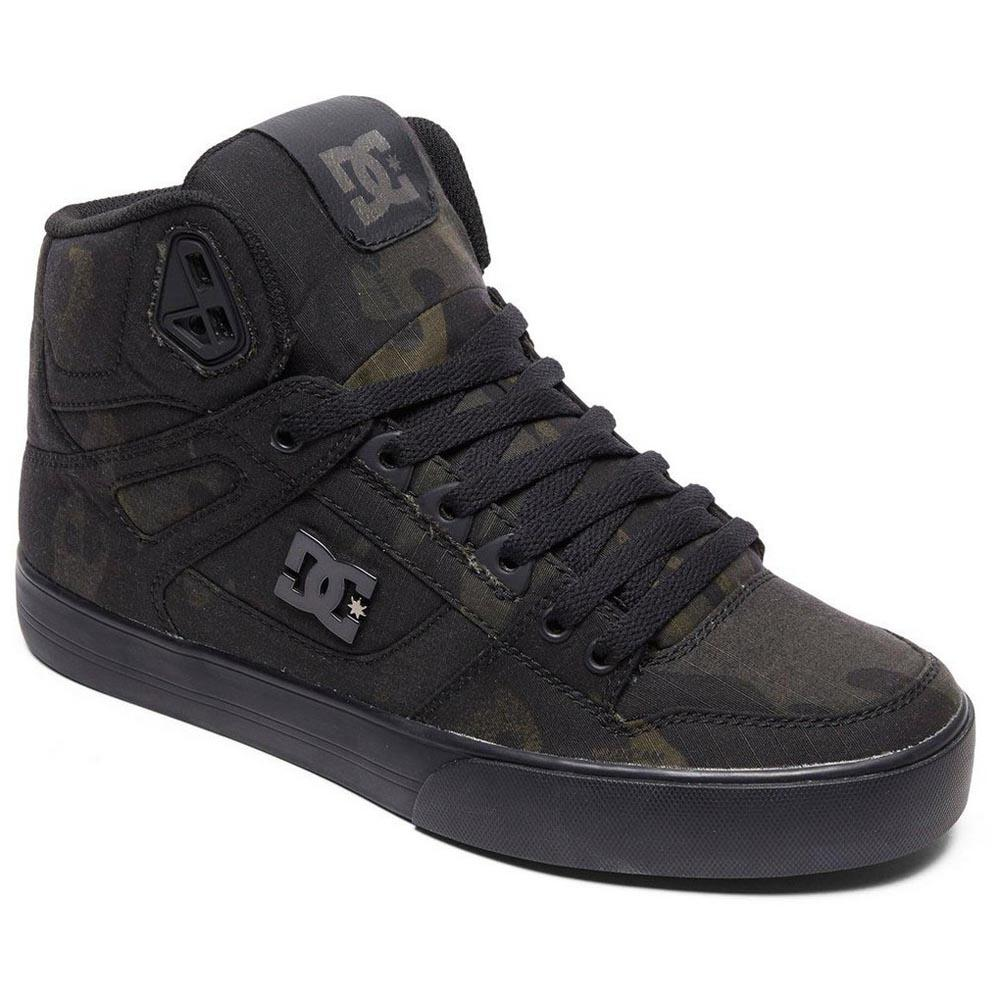 c229ea1324 Dc shoes Pure High Top WC TX SE Black buy and offers on Dressinn