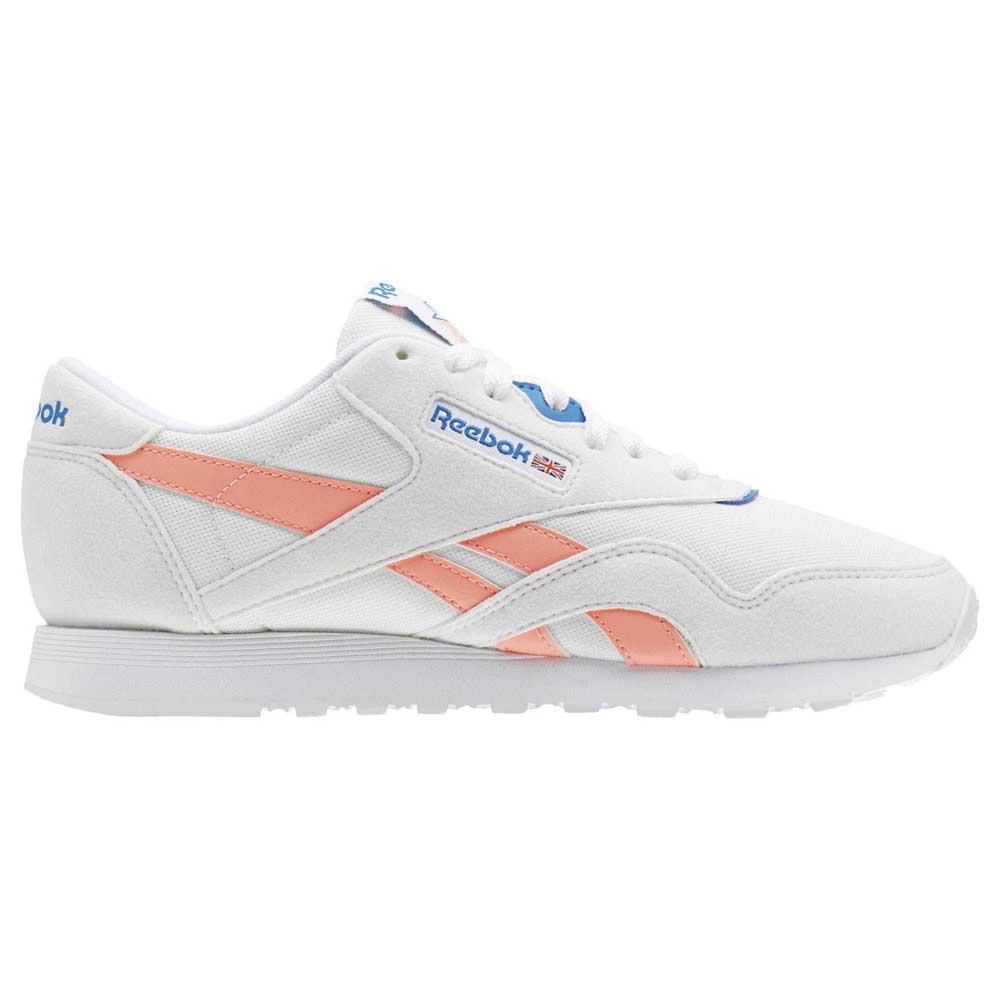 feba8faa8700 Reebok classics Nylon M Txt White buy and offers on Dressinn