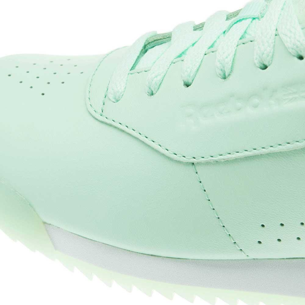 ae2cc2ed79e Reebok classics Princess Ripple Green buy and offers on Dressinn