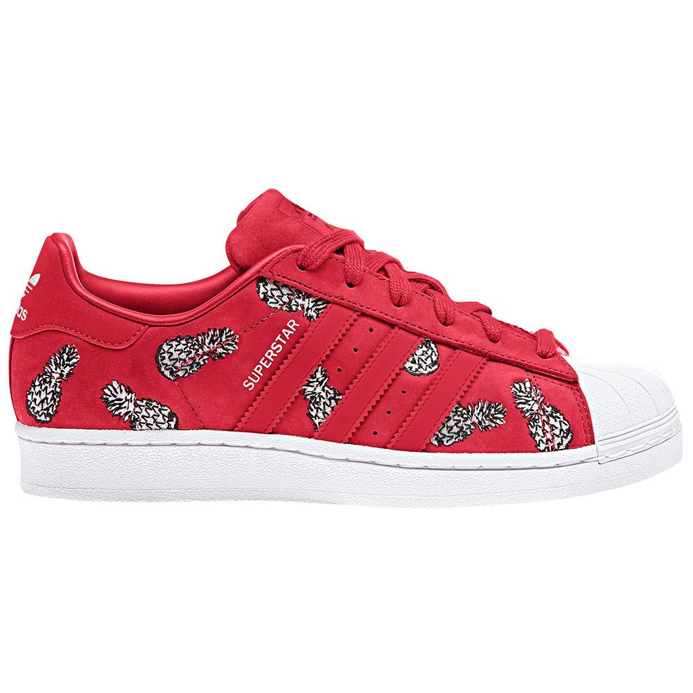 adidas superstar rood