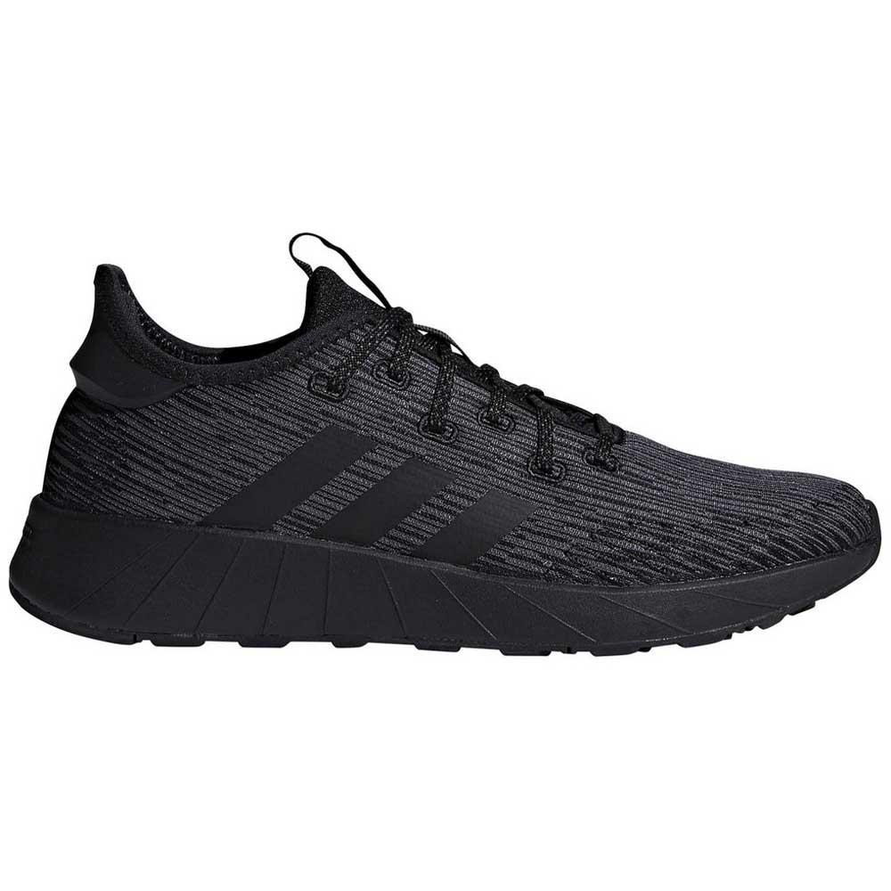 finest selection ba3d8 fe7e3 adidas Questar X BYD Black buy and offers on Dressinn