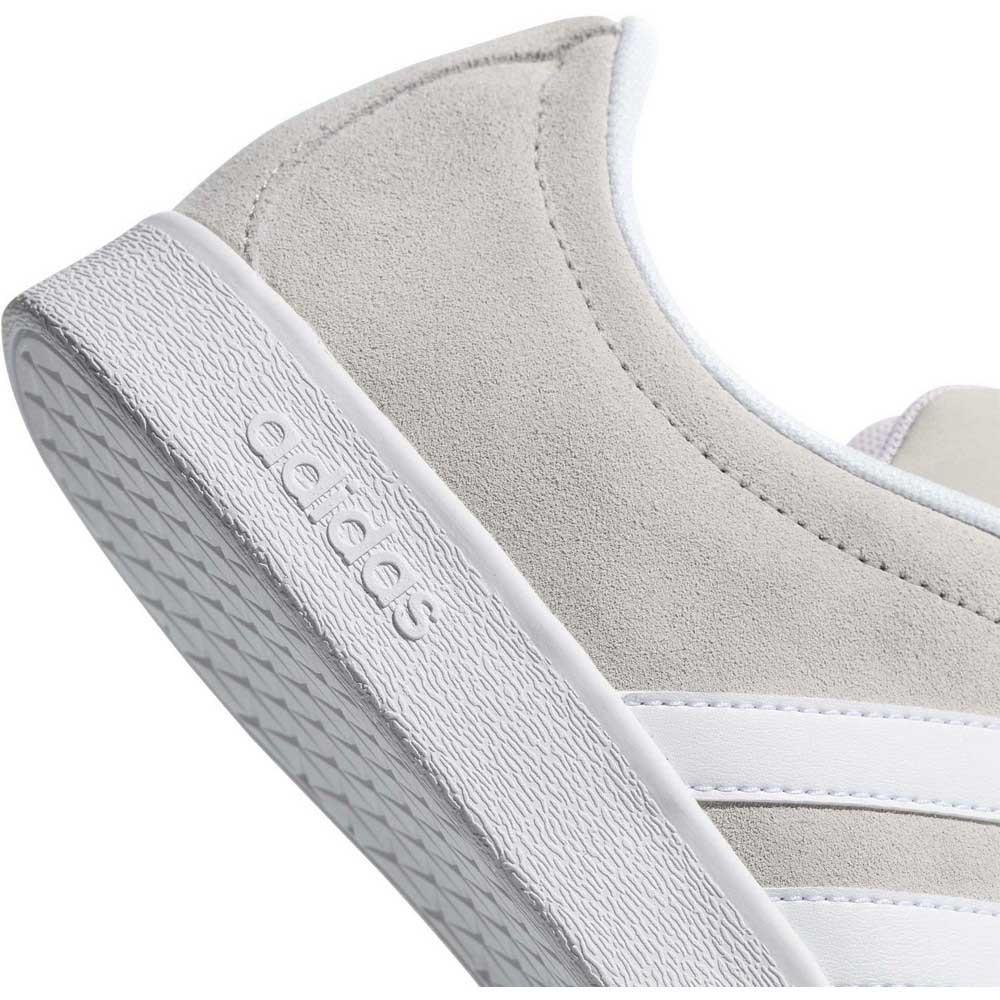 e567f1e0f3b adidas VL Court 2.0 Grey buy and offers on Dressinn