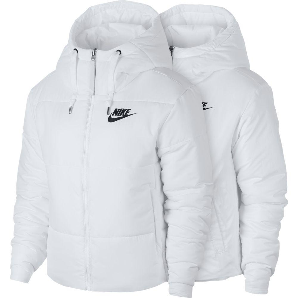 new style f18a6 6cb8a Nike Sportswear Synthetic Fill Reversible Hooded