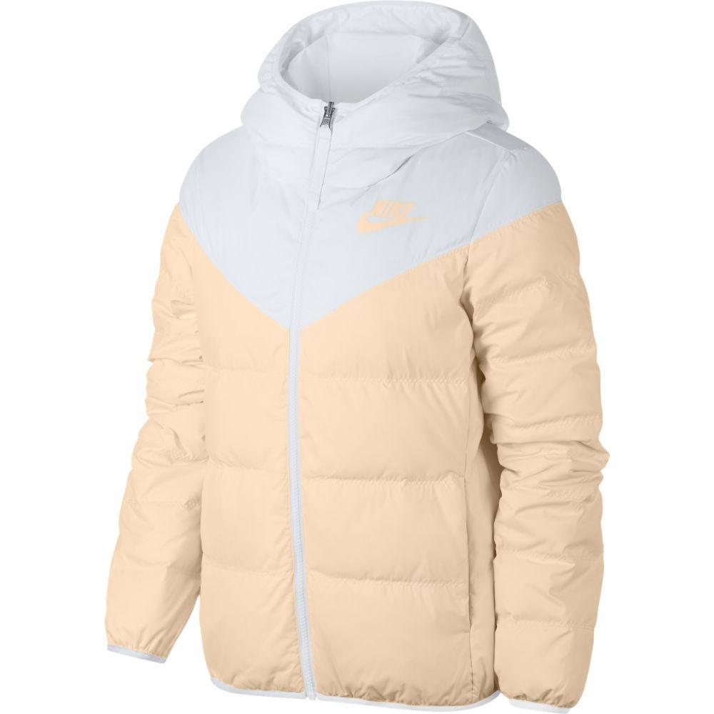 mejor amado 977ca 07c73 Nike Sportswear Windrunner Down Fill Reversible Beige, Dressinn