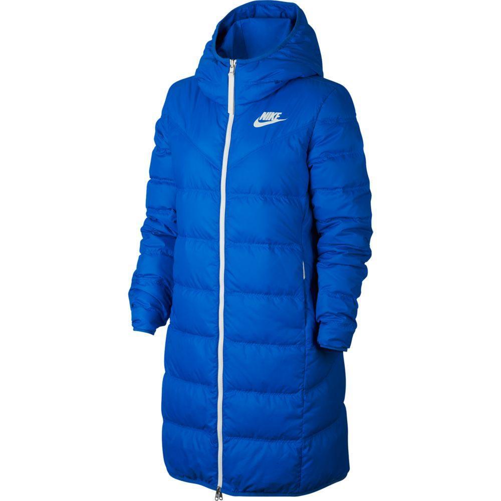 81b0668707 Nike Sportswear Windrunner Down Fill Reversible Blue