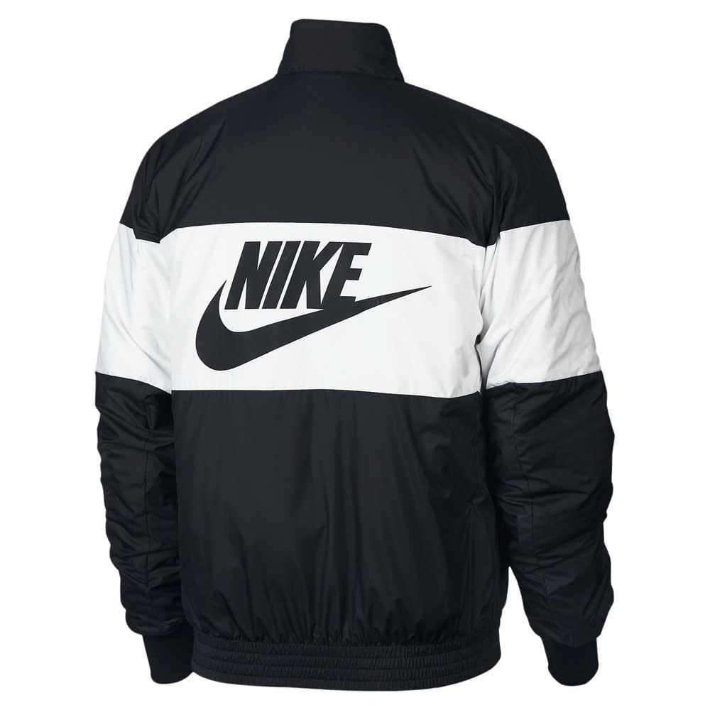 a417244d5 Nike Synthetic Fill GX Bomber White buy and offers on Dressinn