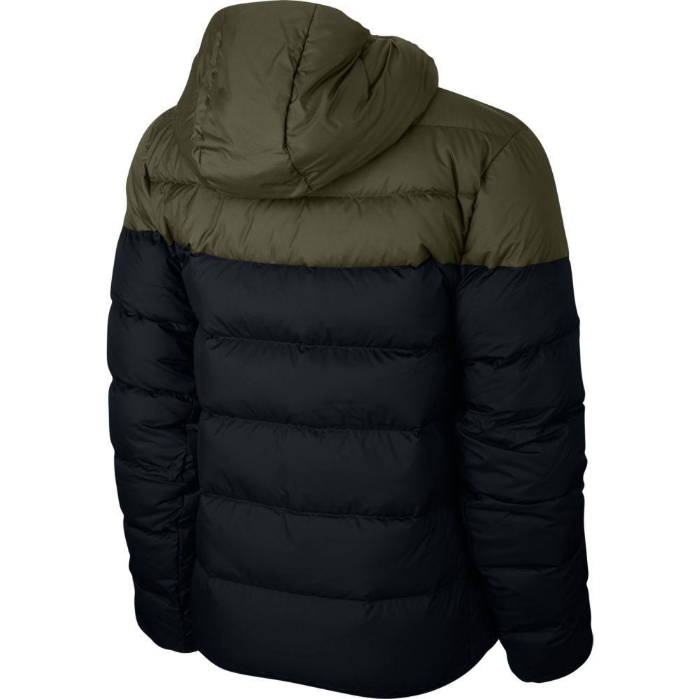 Dressinn Nike Vert Down Fill Hooded Sportswear Rus Windrunner q4w0aCq