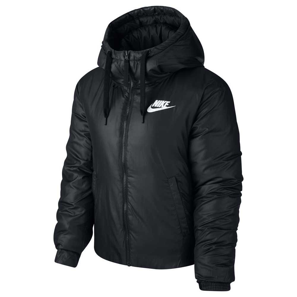 Nike Sportswear Synthetic Fill Parka Rus Black 9d1f2e2b8e