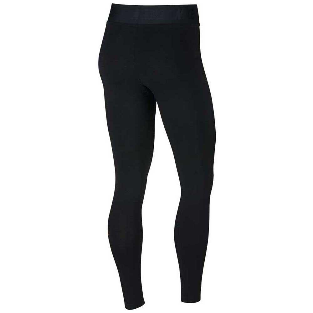 b233ec0def63e3 Nike Sportswear Just Do It High Waist Black, Dressinn