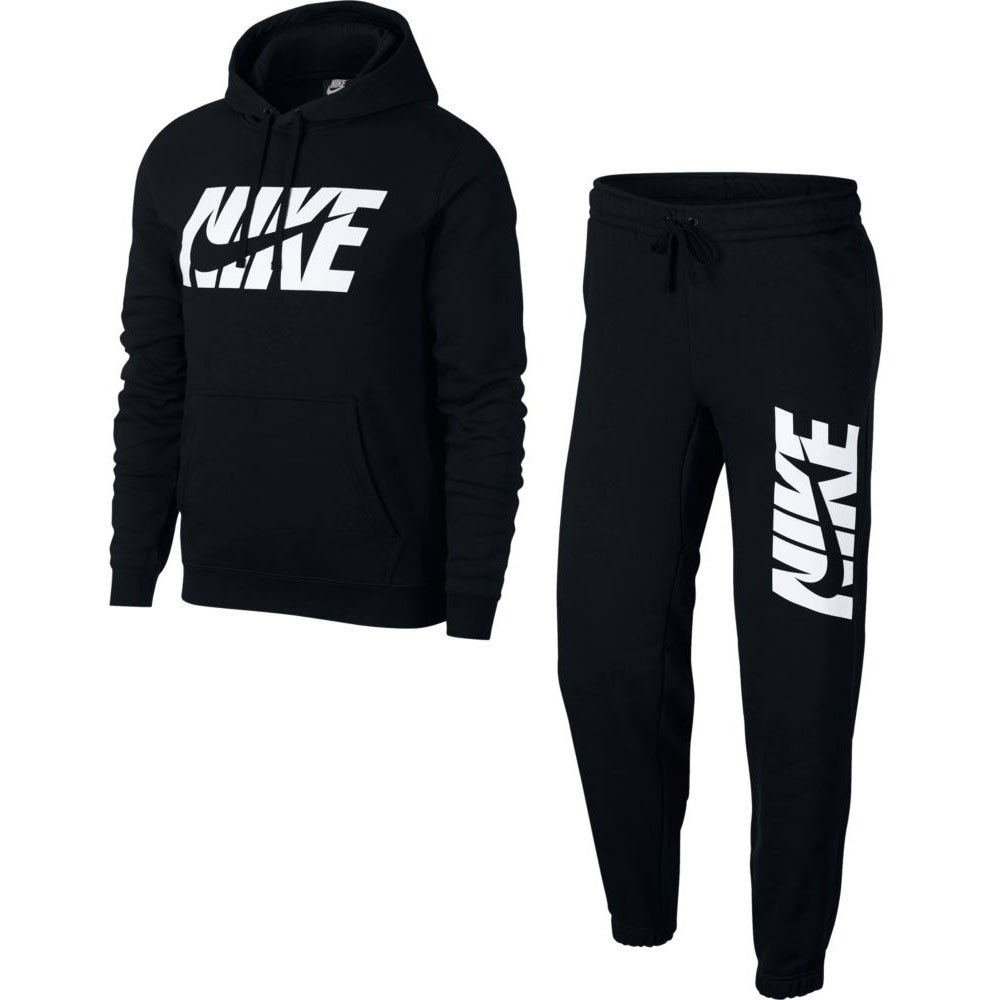 2c43a05d91c Nike Sportswear GX Black buy and offers on Dressinn