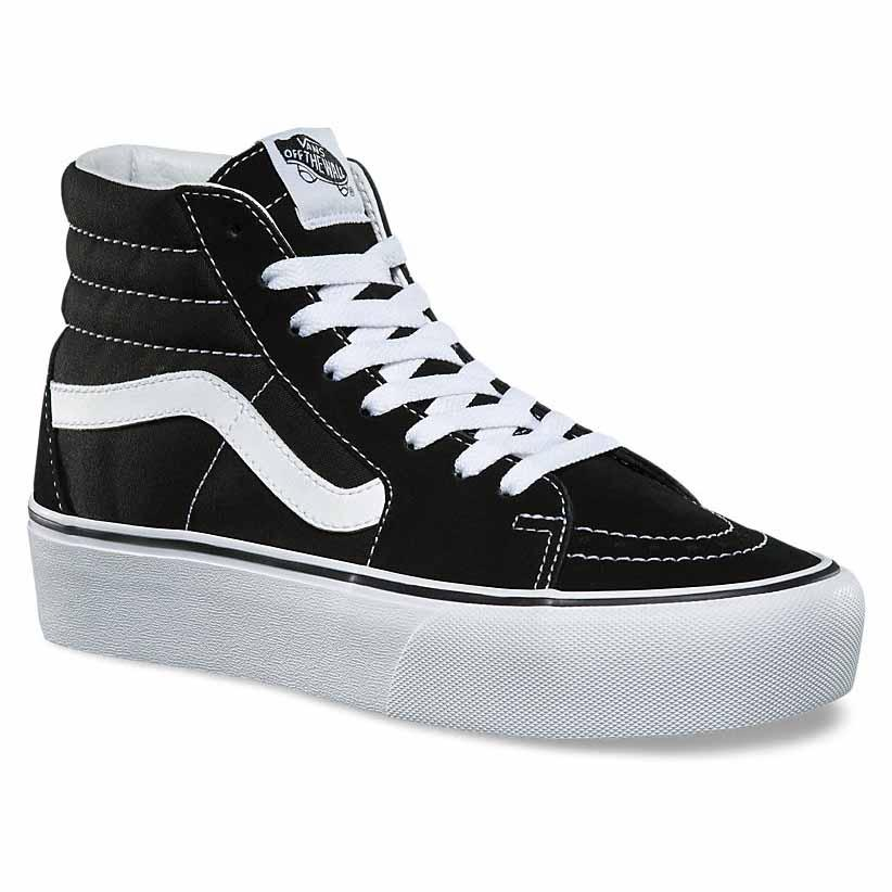 Vans Sk8 Hi Platform 2 Black buy and offers on Dressinn 2cb12a404