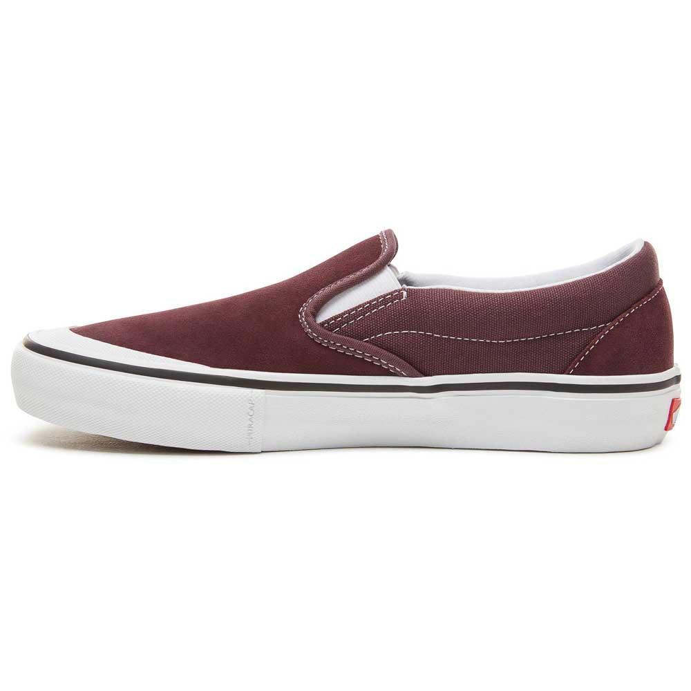 Vans Slip On Pro Red buy and offers on Dressinn