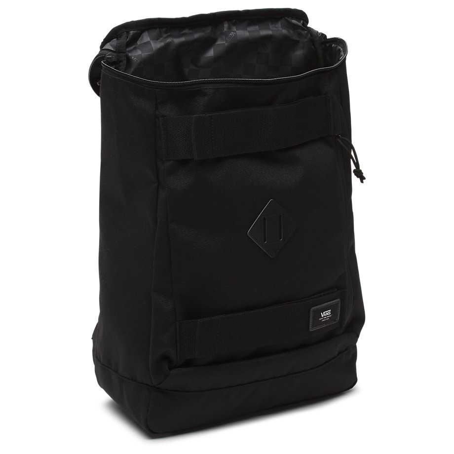 Vans Hooks Skatepack Black buy and offers on Dressinn cc9ccc845b