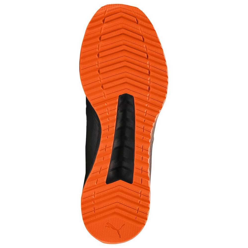 23c291242904 Puma Ignite Ronin Unrest Black buy and offers on Dressinn
