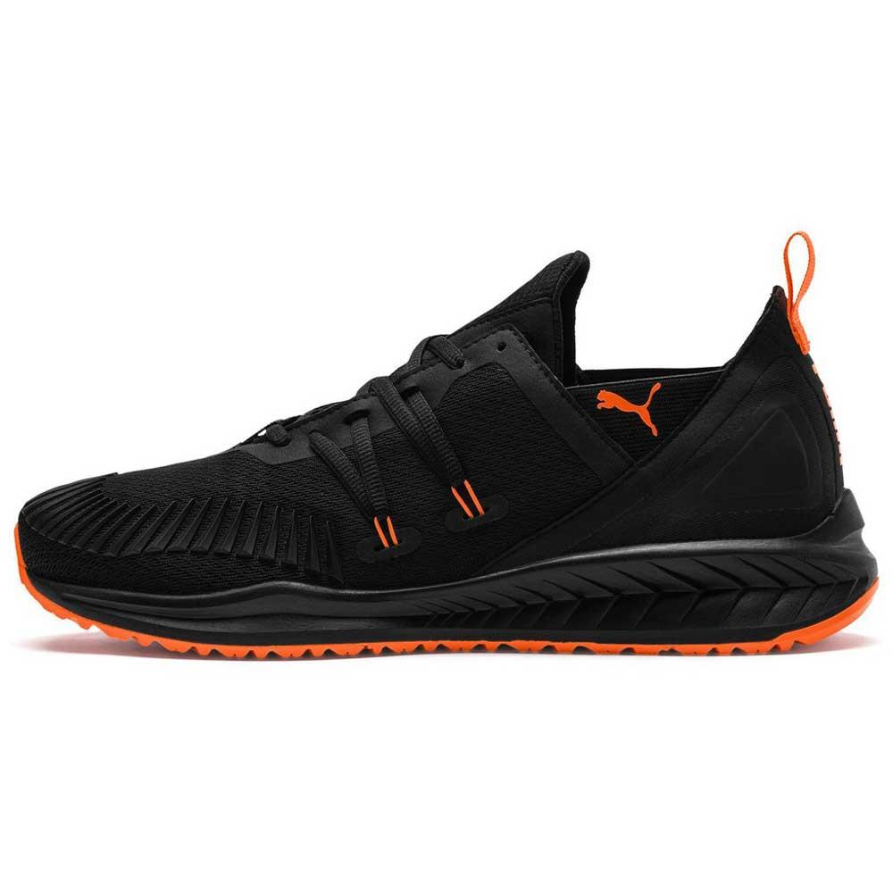 Puma Ignite Ronin Unrest Black buy and offers on Dressinn b71caa5be