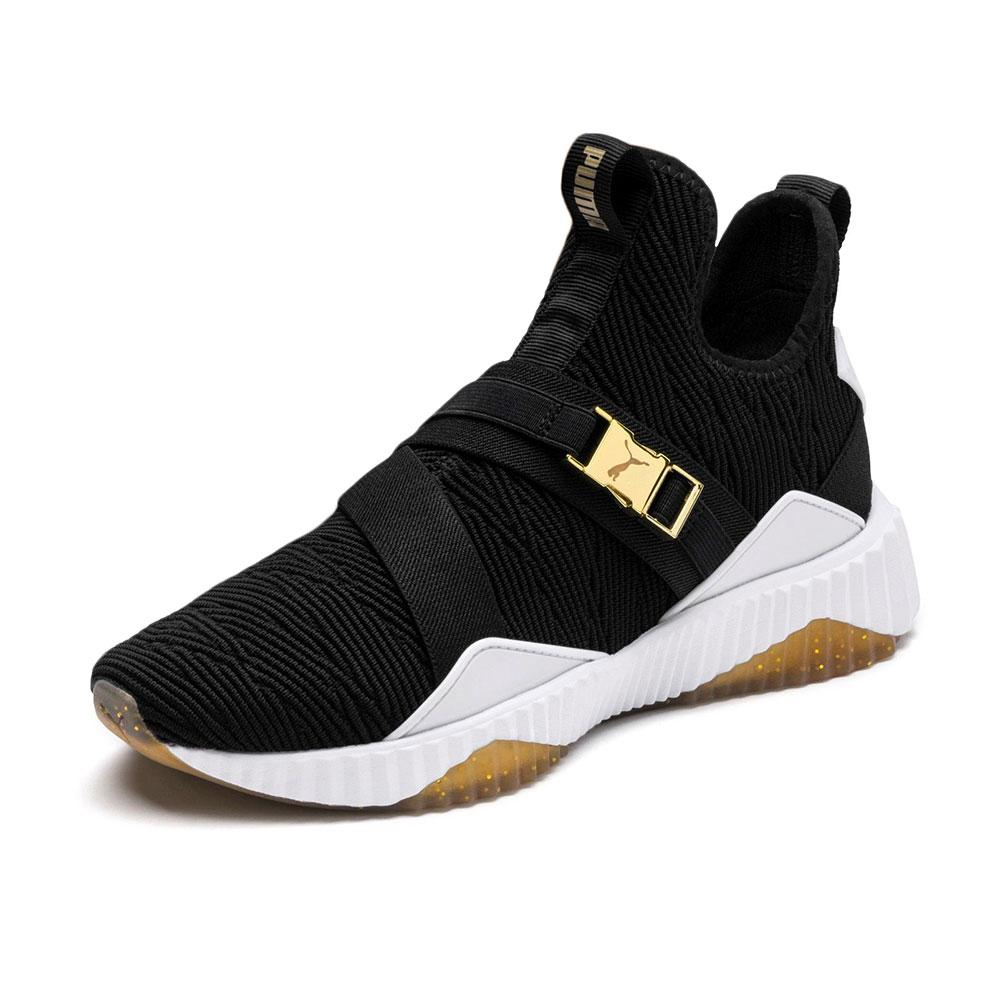 d11de81f12d504 Puma select Defy Mid Varsity Black buy and offers on Dressinn