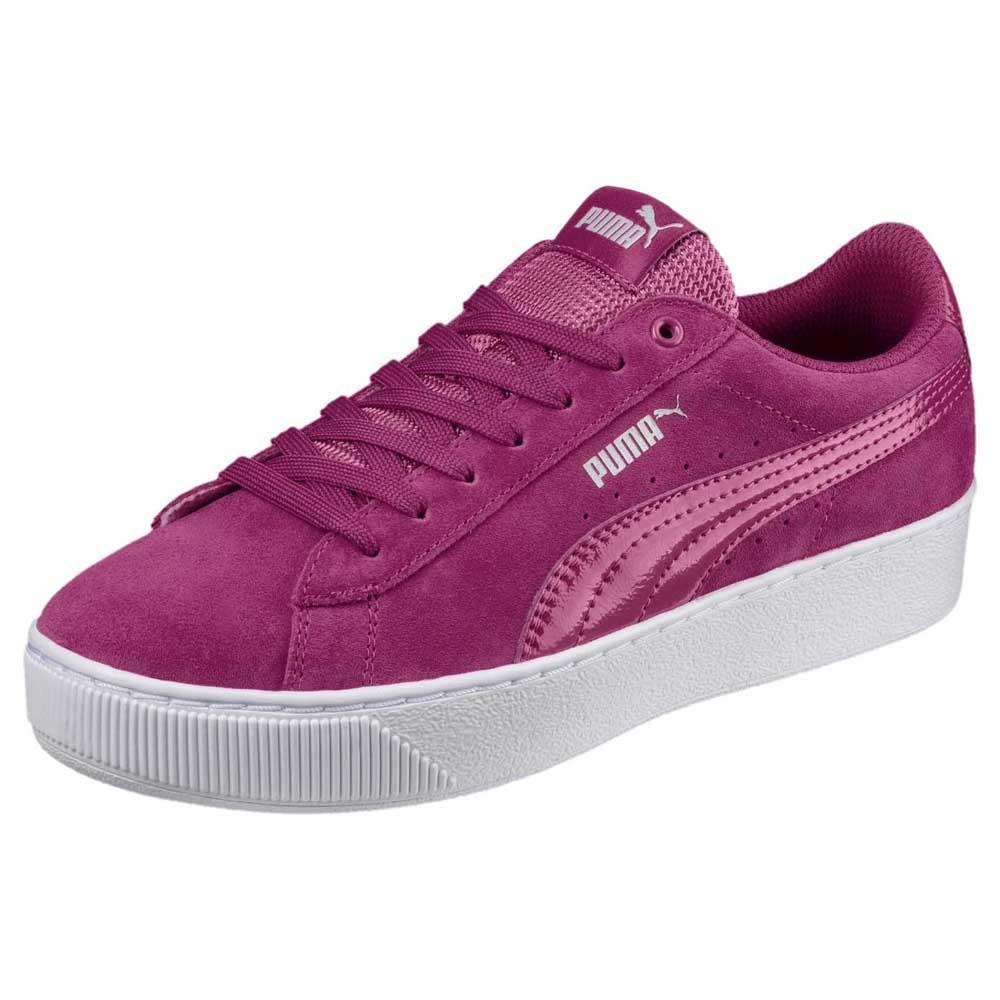 Puma Vikky Platform Pink buy and offers