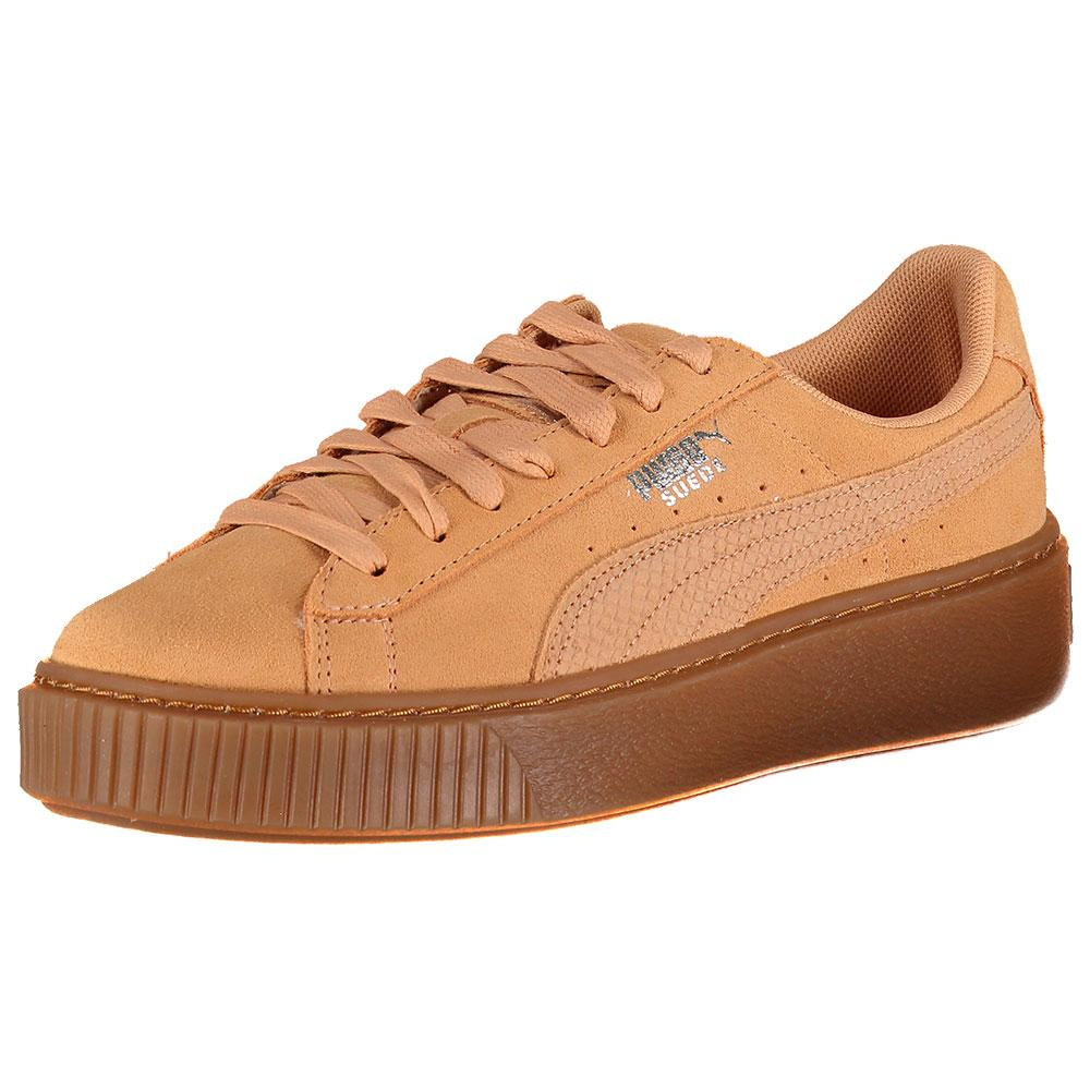 finest selection bafc2 ee3d7 Sneakers Puma-select Suede Platform Animal