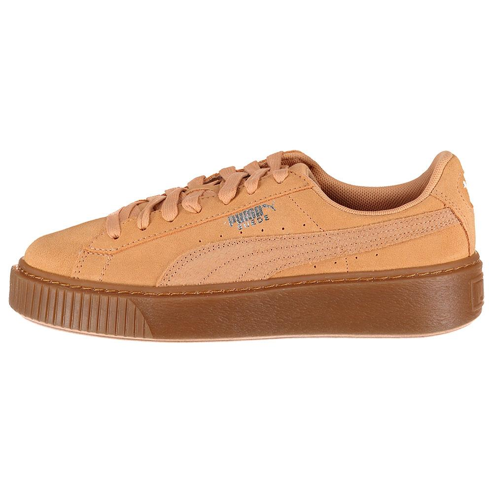 bece1de3688e Puma select Suede Platform Animal Orange