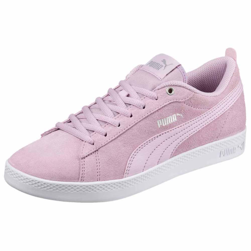 Puma Smash V2 Sd Pink Sneakers