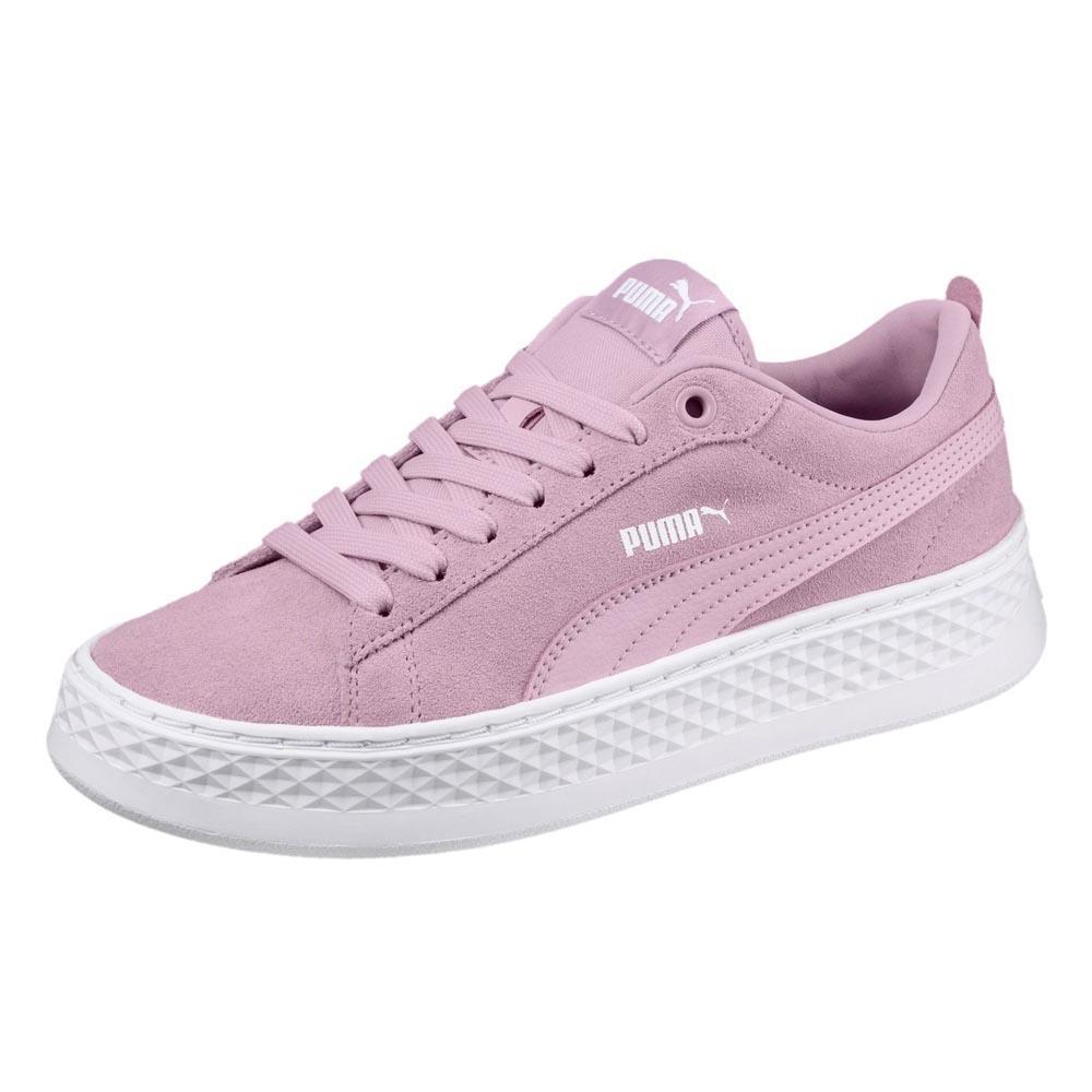 Puma Smash Platform SD Pink buy and