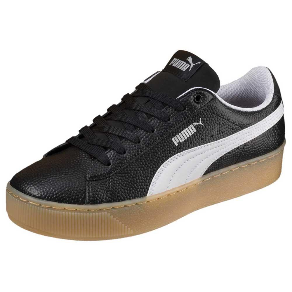 2488ccf33473 Puma Vikky Platform VT Black buy and offers on Dressinn