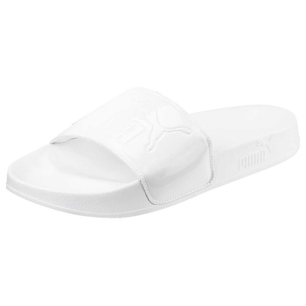 2ccae09a7 Puma Leadcat Patent White buy and offers on Dressinn